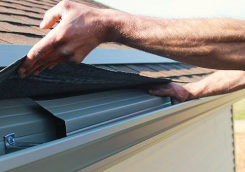 Baton Rouge, Broussare and Lafayette, LA Seamless Gutters Installer and Gutter Maintenance